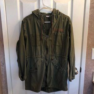 BP Utility jacket with hood